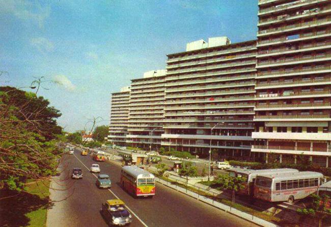 Soutram Park, Singapore  1960