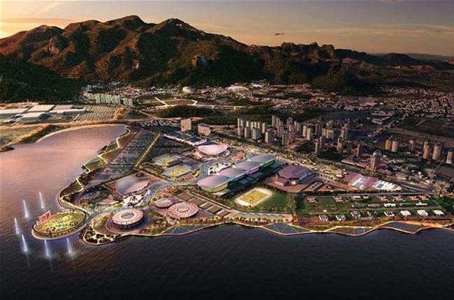 AECOM Rio 2016 Olympic Park