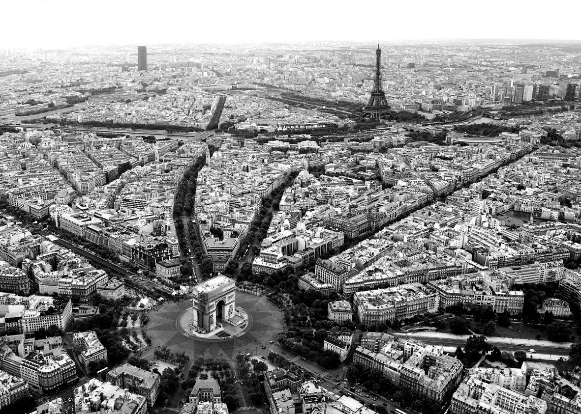 01 Paris urban fabric, the Haussmannian heritage