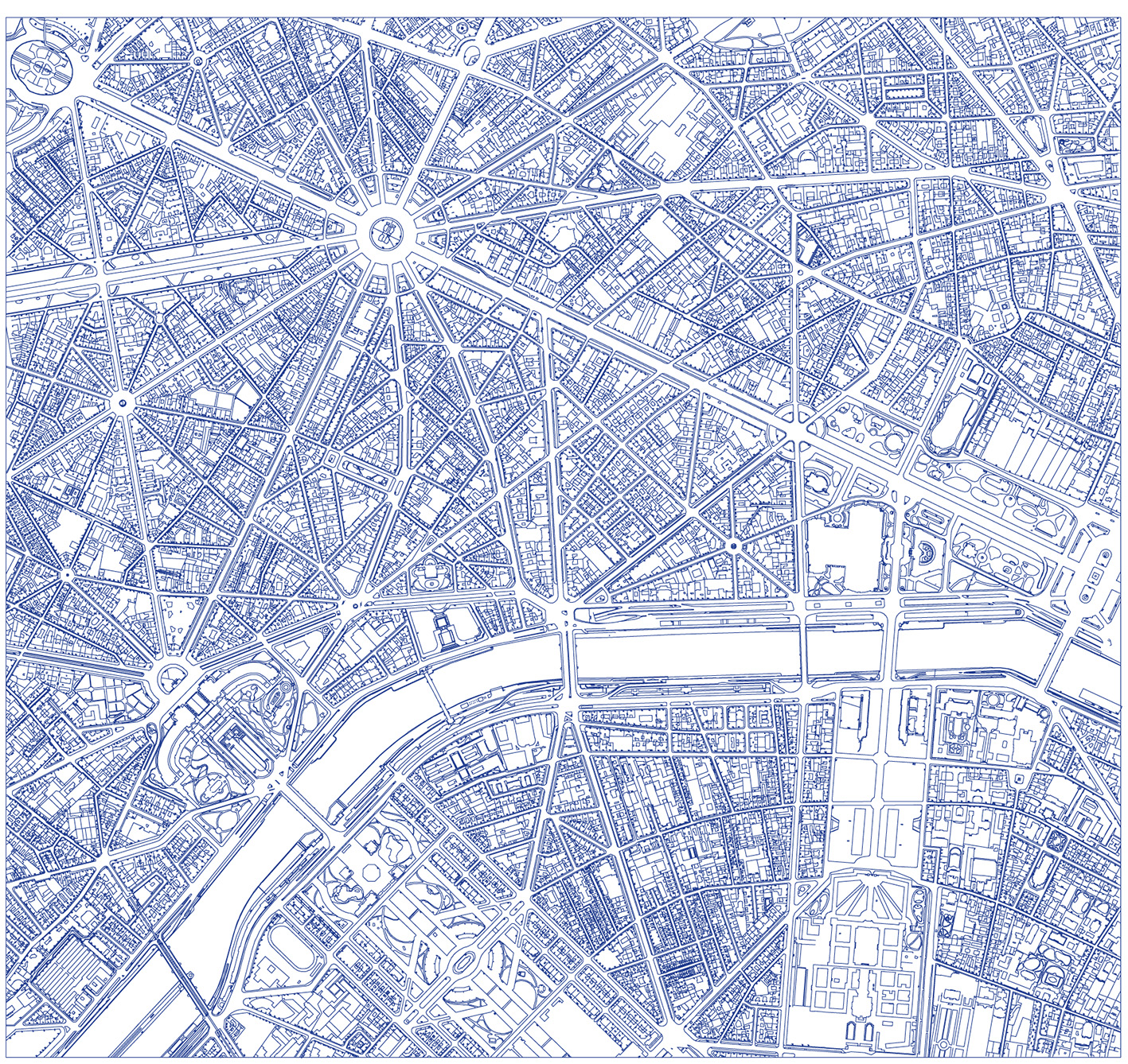 04 Selected Urban fabric for experimentation