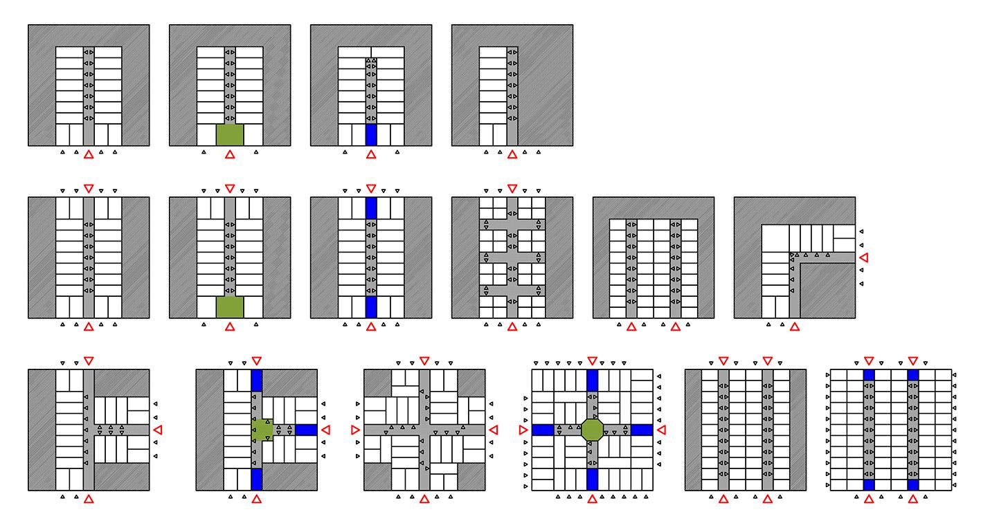 Cité Urban Typologies