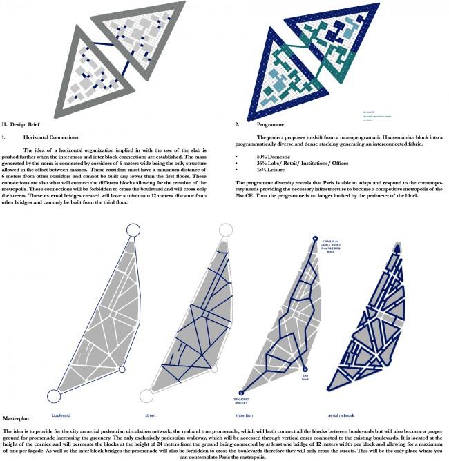Design Brief and Masterplan