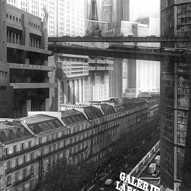 Metropolis-Paris