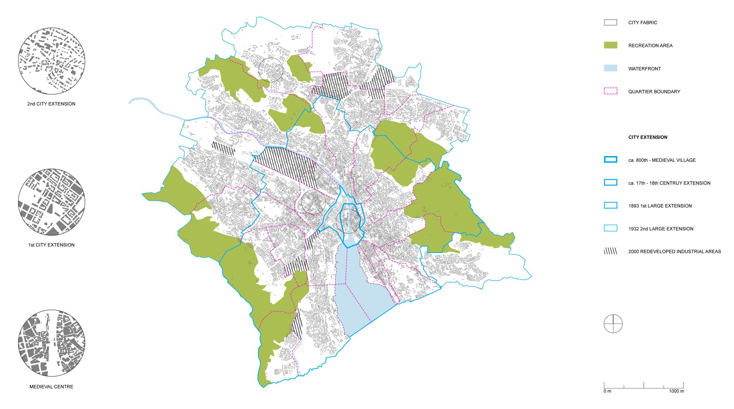 Zurich Urban Planning Plan Zurich's Urban