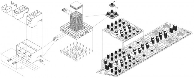 News Projective Cities